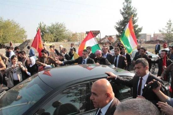 Barzani, Tatlıses, Perver ve Erdoğan 17