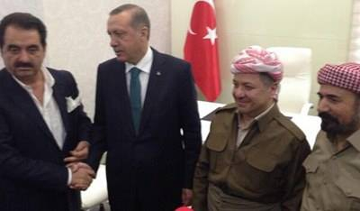 Barzani, Tatlıses, Perver ve Erdoğan 21