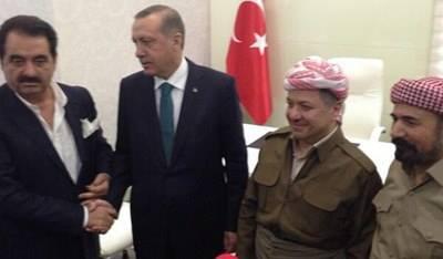 Barzani, Tatlıses, Perver ve Erdoğan 22