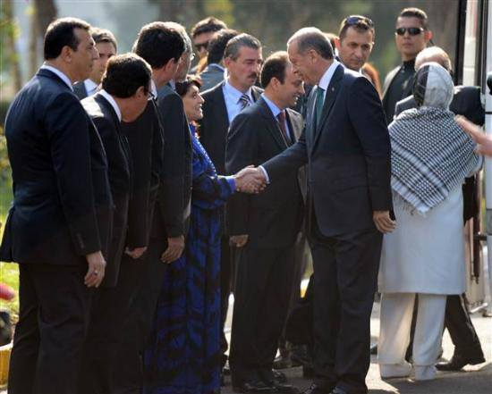 Barzani, Tatlıses, Perver ve Erdoğan 3