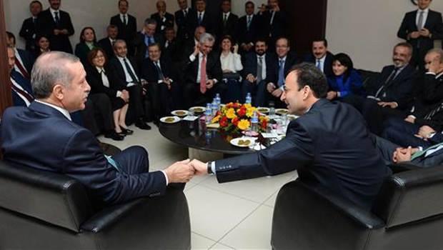 Barzani, Tatlıses, Perver ve Erdoğan 4