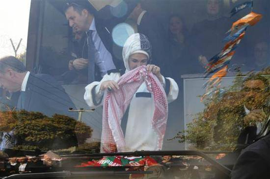 Barzani, Tatlıses, Perver ve Erdoğan 5