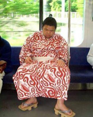 Metronun En Garip İnsanları 12