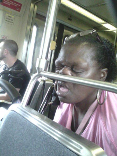 Metronun En Garip İnsanları 4