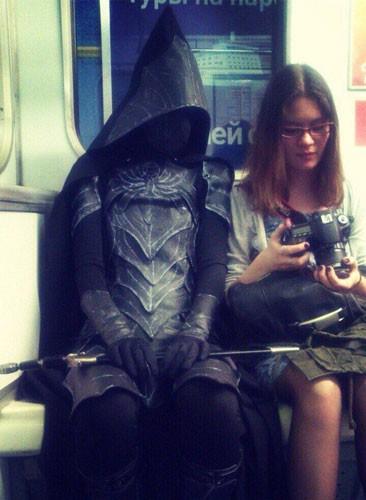 Metronun En Garip İnsanları 7