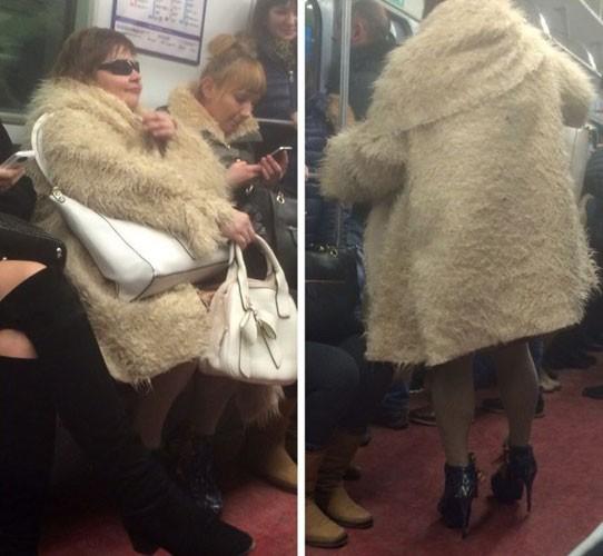 Metronun En Garip İnsanları 8