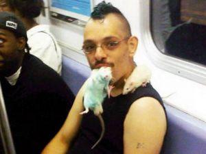 Metronun En Garip İnsanları