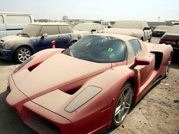 Dubai Sokaklarında İnanılmaz Manzara! 19