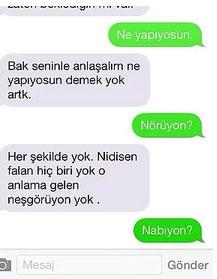 En komik 'Whatsapp' konuşmaları 5