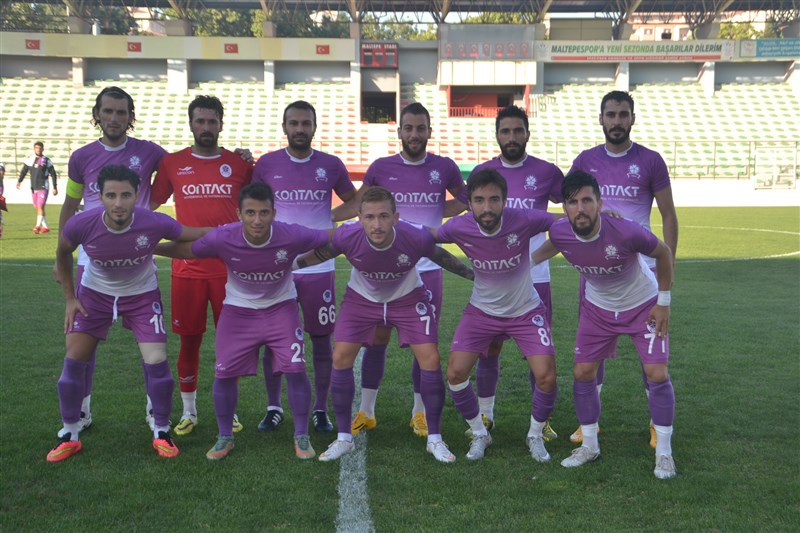 GEBZESPOR 1-1 HATTA CLUB 1