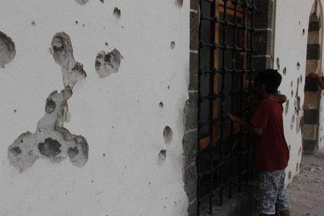 Terör Saldırılarının Sur'da Yarattığı Tahribat 11
