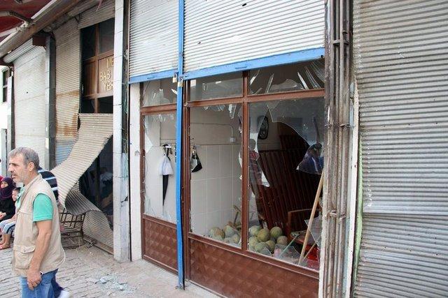 Terör Saldırılarının Sur'da Yarattığı Tahribat 7