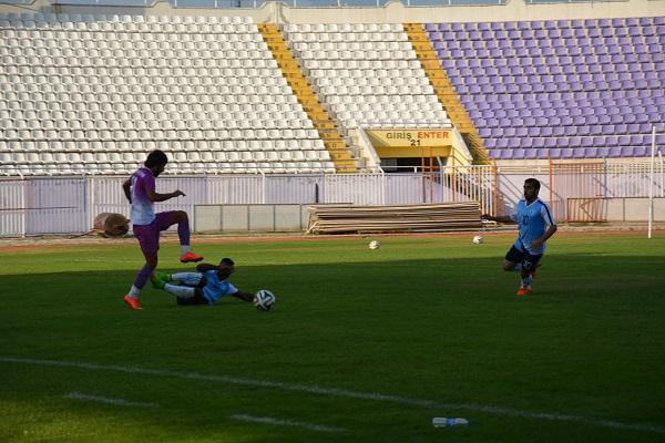 GEBZESPOR 1-2 Hatta Club 18