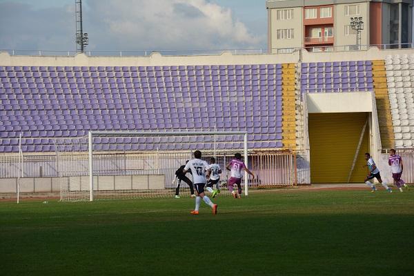 GEBZESPOR 1-2 Hatta Club 24