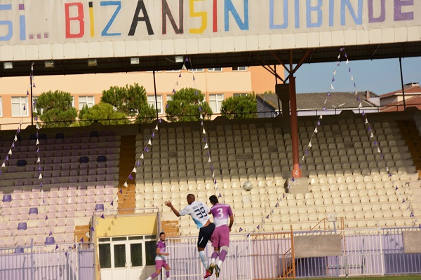 GEBZESPOR 1-2 Hatta Club 27
