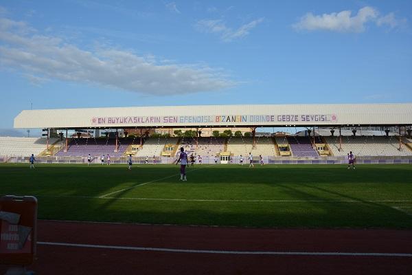 GEBZESPOR 1-2 Hatta Club 34