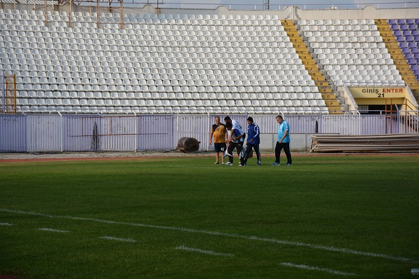 GEBZESPOR 1-2 Hatta Club 47
