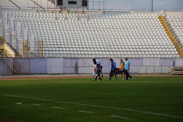 GEBZESPOR 1-2 Hatta Club 49