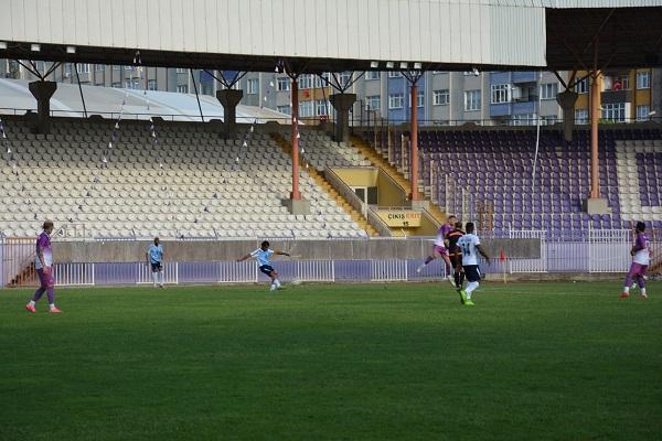 GEBZESPOR 1-2 Hatta Club 58