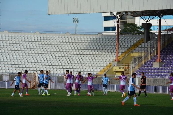 GEBZESPOR 1-2 Hatta Club 60