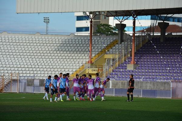 GEBZESPOR 1-2 Hatta Club 63