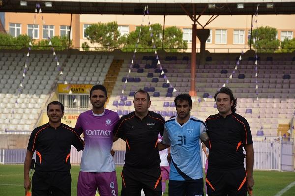 GEBZESPOR 1-2 Hatta Club 8