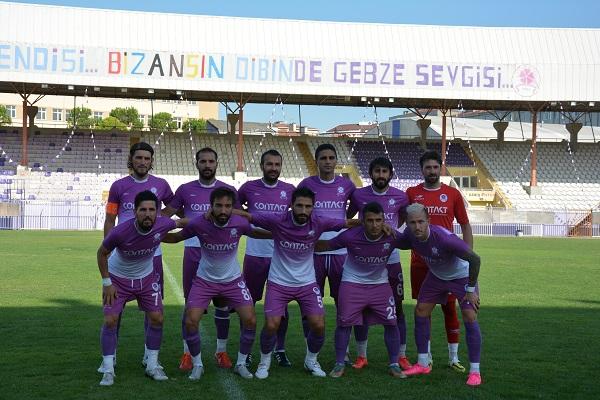 GEBZESPOR 3-0 YALOVASPOR 1