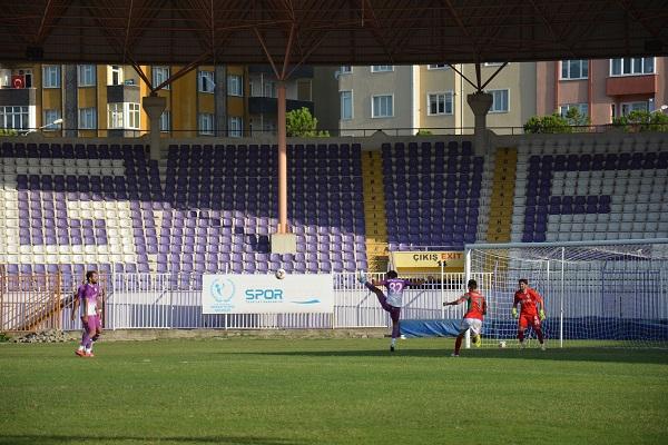 GEBZESPOR 3-0 YALOVASPOR 45