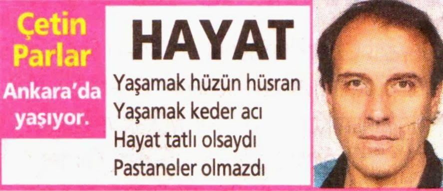 KOMİK ŞİİRLER 1