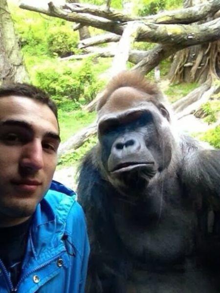 Kötü Zamanda Çekilmiş Selfieler 22