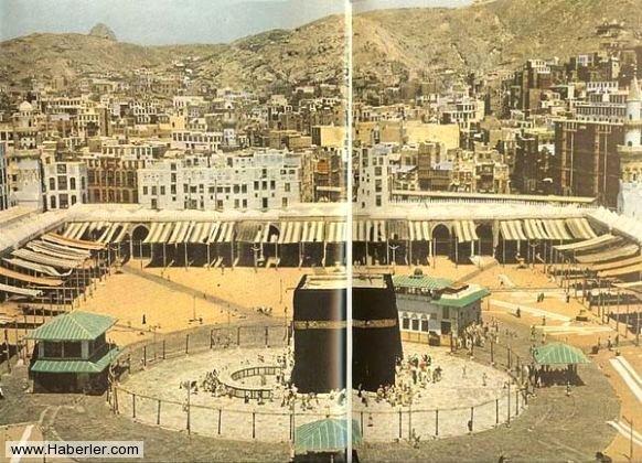 1953 YILINDA GERÇEKLEŞTİRİLEN HAC FOTOĞRAFLARI 3