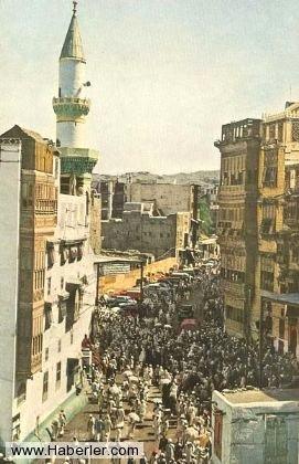 1953 YILINDA GERÇEKLEŞTİRİLEN HAC FOTOĞRAFLARI 4