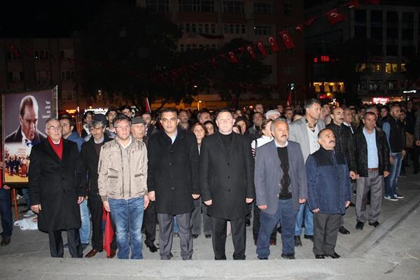 CHP Gebze Cumhuriyet Bayramı Fener Alayı galerisi resim 11