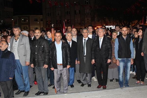 CHP Gebze Cumhuriyet Bayramı Fener Alayı 12