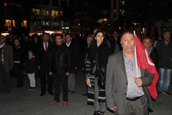 CHP Gebze Cumhuriyet Bayramı Fener Alayı 14