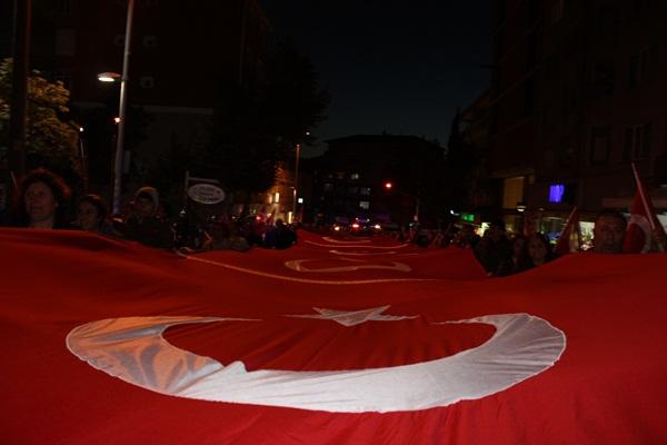 CHP Gebze Cumhuriyet Bayramı Fener Alayı 2