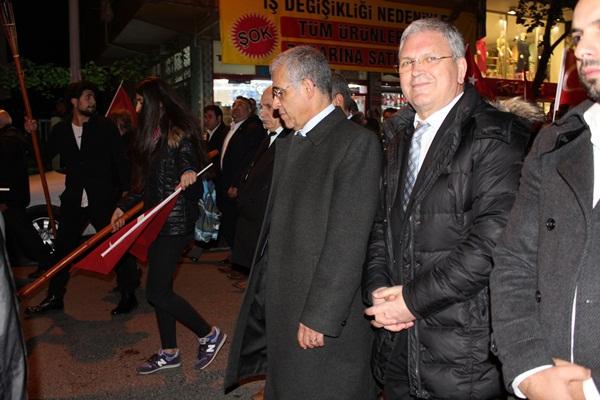 CHP Gebze Cumhuriyet Bayramı Fener Alayı galerisi resim 8