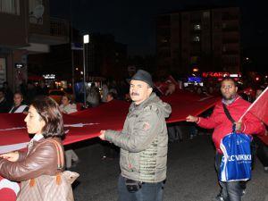 CHP Gebze Cumhuriyet Bayramı Fener Alayı
