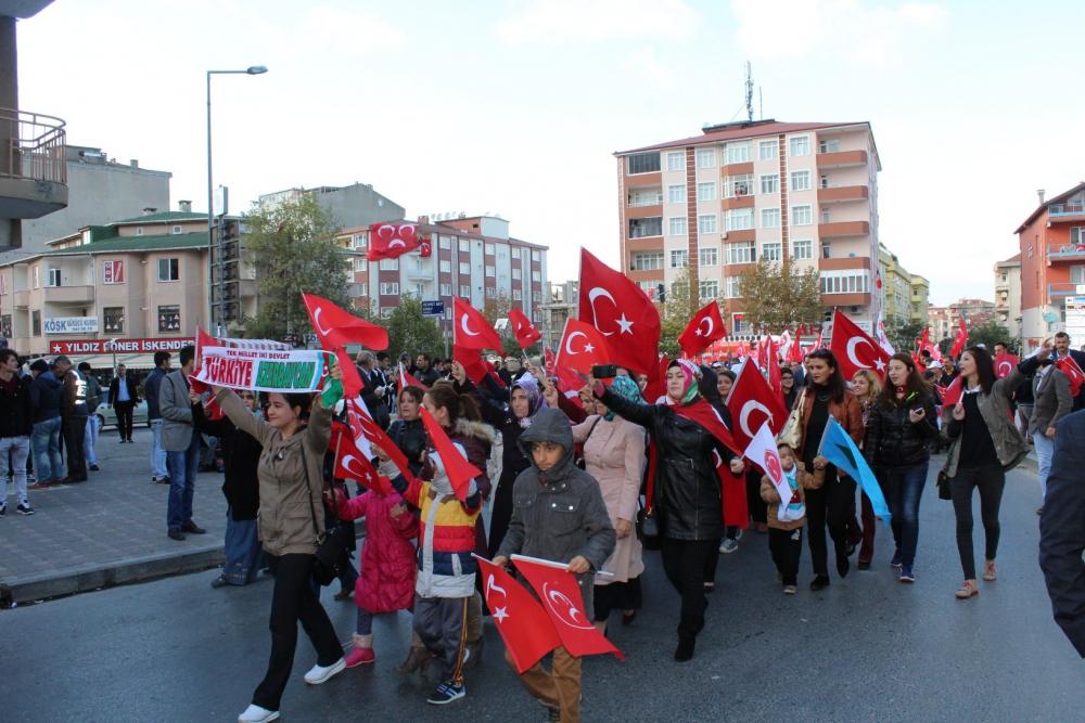 MHP Gebze'ye çıkarma yaptı 2