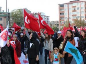 MHP Gebze'ye çıkarma yaptı