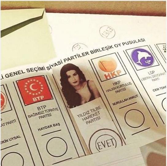 1 Kasım seçim capsleri 2