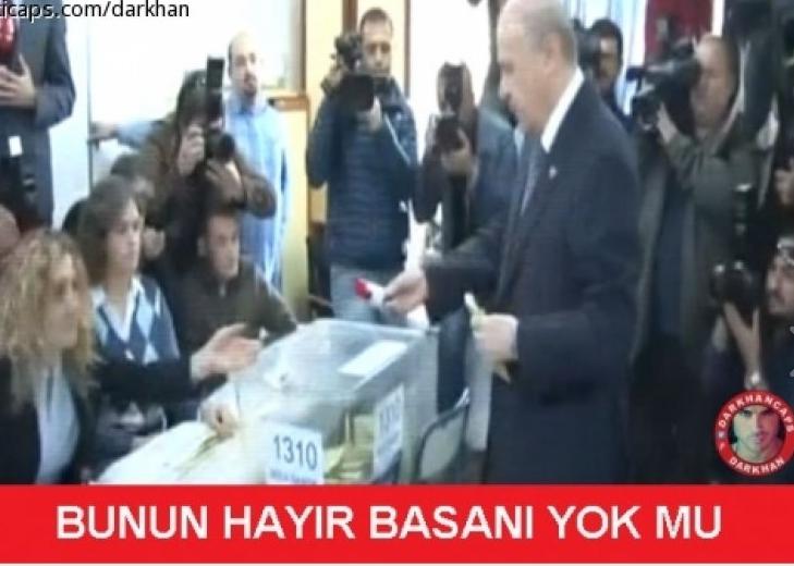 1 Kasım seçim capsleri 6