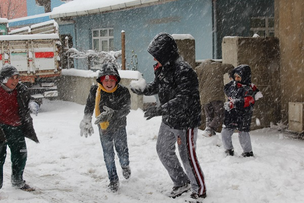 Gebze'den kar manzaraları 14