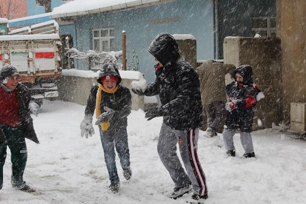 Gebze'den kar manzaraları galerisi resim 15