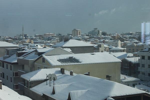 Gebze'den kar manzaraları 17
