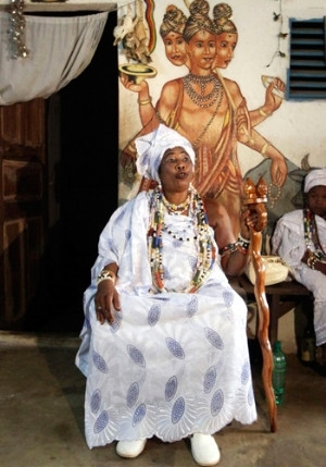 --AFRİKA'NIN VOODOO BÜYÜCÜLERİNİN KORKUNÇ YÖNTEMLERİ 20