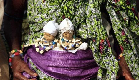 --AFRİKA'NIN VOODOO BÜYÜCÜLERİNİN KORKUNÇ YÖNTEMLERİ galerisi resim 8