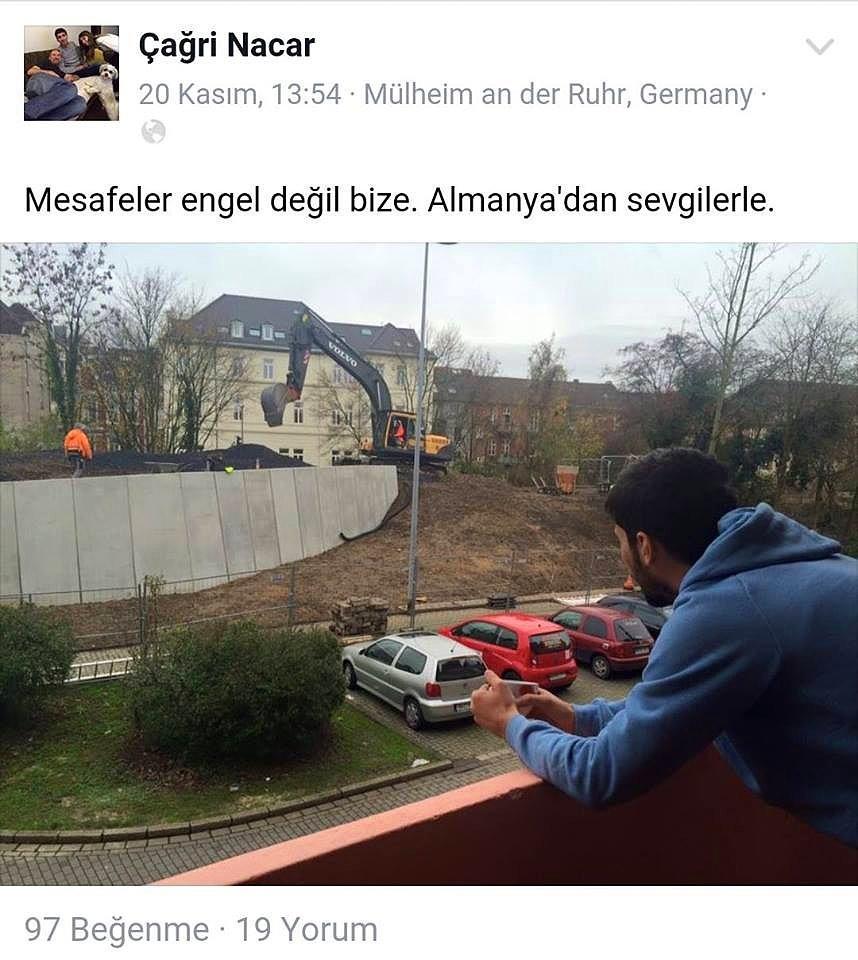 İş makinesi izlemek Türk insanı için ata sporu 12