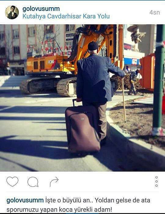 İş makinesi izlemek Türk insanı için ata sporu 2