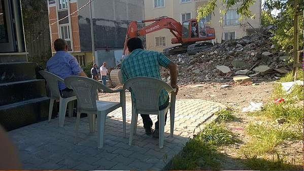 İş makinesi izlemek Türk insanı için ata sporu 6
